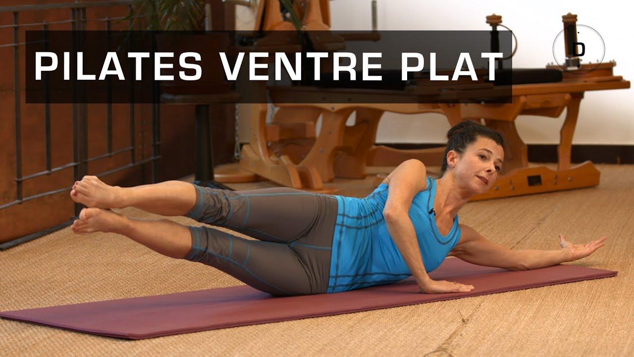 Pilates Master Class - Pilates ventre plat