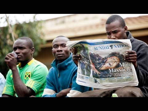 Massacre In Nairobi video