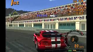 Gran Turismo 3 Arcade Mode Area E Cote d'Azur