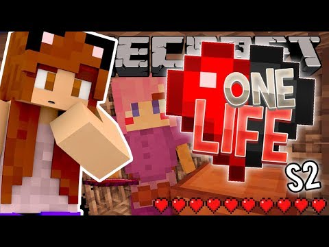 Lizzie Has Been Kidnapped? | Minecraft One Life SMP | Episode 24