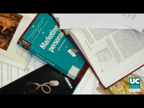 Clases de documentos y referencias
