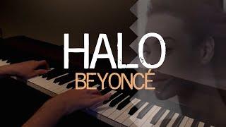 Download Lagu Halo - Beyoncé (Piano Cover | Sheet Music | Partituras) Gratis STAFABAND