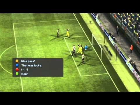 TRAILER PES2013 THAILAND PES ONLINE LEAGUE