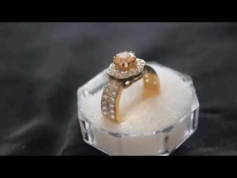 Latest Diamond Rings Design & Fashion For Women/Girls 2018