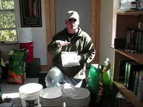 Long term food storage part 1