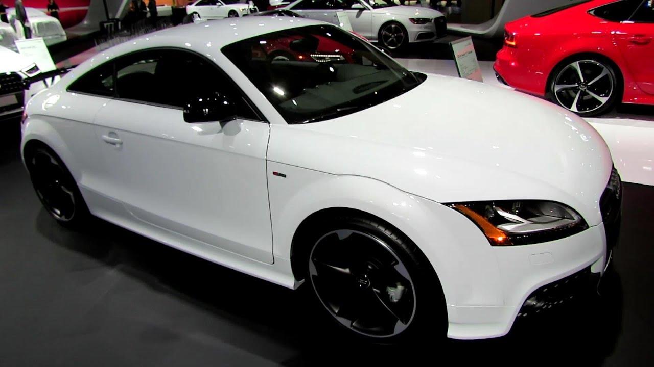 2014 Audi Tt S Line Exterior And Interior Walkaround