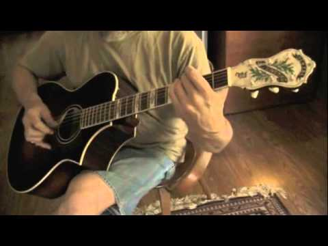 New Era Guitars - Recording Model D - Playing John Fahey