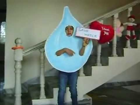 Fancy Dress Water Ukg Water Drop Fancy Dress