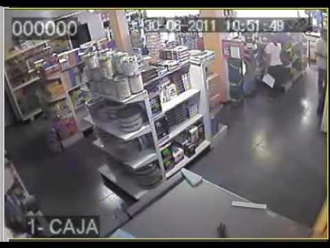 Robo de Blackberry en Valencia - Venezuela