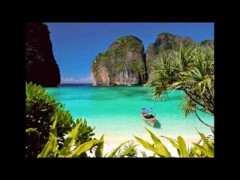 Paisaje de Phuket y Bangkok