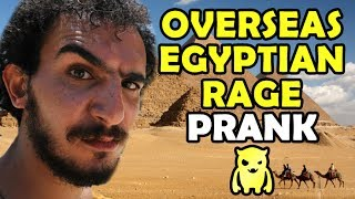 Overseas Egyptian Rage Prank - Ownage Pranks
