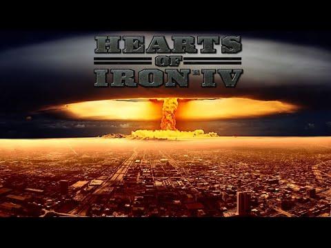 Nuking Turkey - Hearts of Iron IV