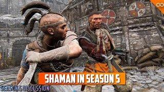 My Opinion on Shaman in Season 5