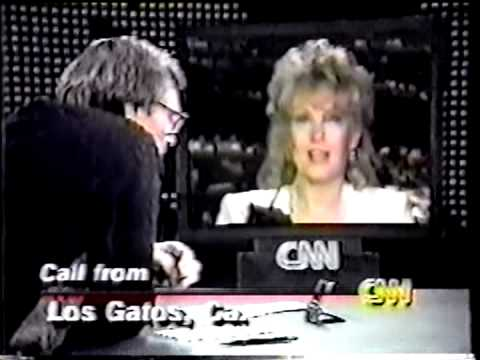 Larry King Live 03.1989 Interview w/ Barbara Eden (I Dream of Jeannie)