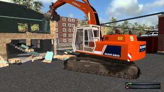 DOWNLOAD Hamburg Demolition Addon for pc game Demolition Company
