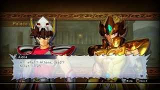 Saint Seiya Brave Soldiers: Sanctuary Arc [ENGLISH] - Episode 5
