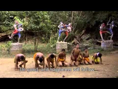 Muay Thai - Opening Scene of Buddha's Lost Children - Documentary