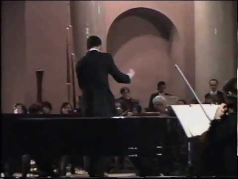 Conductor Roman Leontiev/Respighi Fountains of Rome ??????? ????? ????????