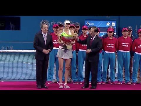Sharapova, Djokovic y Nishikori Campeones de la Semana