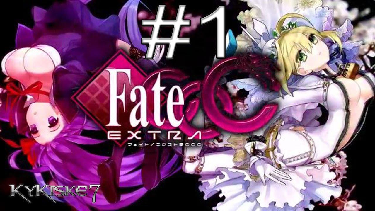 Fate/extra Ccc Walkthrough