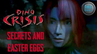 Top 10 Dino Crisis Secrets and Easter Eggs