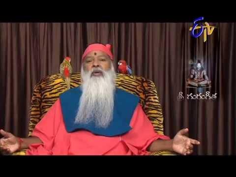 Sri Guru Gita - శ్రీ గురు గీత - 21st October 2014 Episode No 293