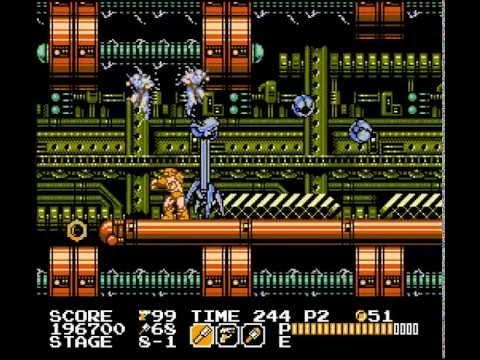 [Famicom] GUN-DEC ガンデック - Walkthrough