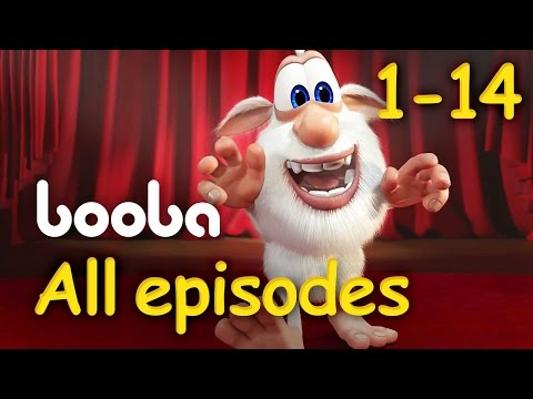 Booba - All 14 Episodes Compilation - Cartoons for kids KEDOO animation for kids thumbnail