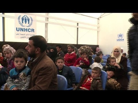 Lebanon registers its millionth Syrian refugee
