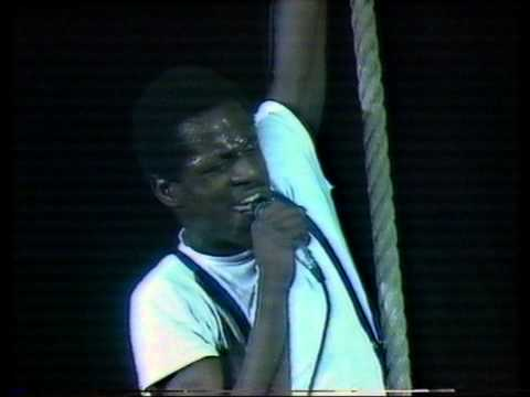 The Specials - Monkey Man - Rock For Kampuchea