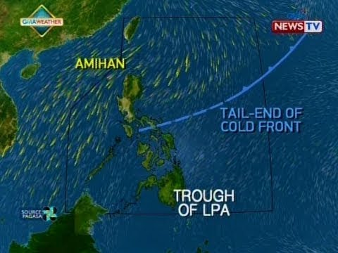 BP: Weather update as of 4:24 p.m. (March 22, 2018)