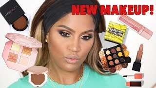 GRWM: NEW MAKEUP MUST HAVES | MAKEUPSHAYLA