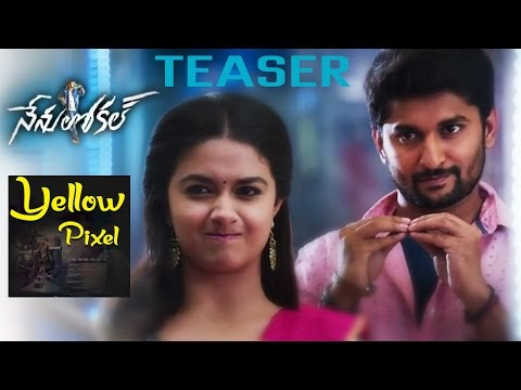 Nani's Nenu Local Teaser | Single Shot Teaser | Nani | Keerthy Suresh