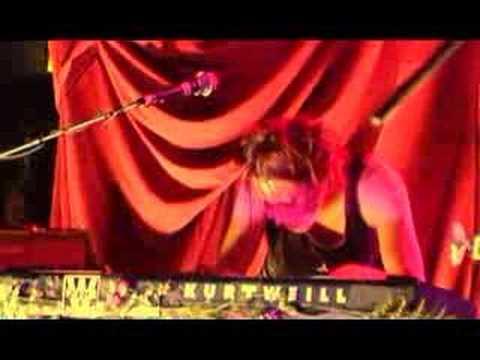 Dresden Dolls - War Pig (Black Sabbath live cover)