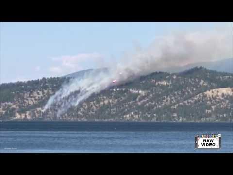 Okanagan Centre fire