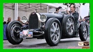 Bugatti Type 51 Grand Prix Usine 1936 - 2016 - Molsheim