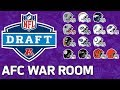 download mp3 dan video Predicting Every AFC Team's First Three Draft Picks | NFL