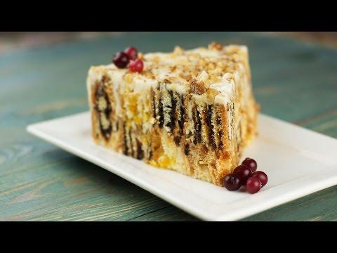 Торт «Трухлявый пень» - Рецепты от Со Вкусом
