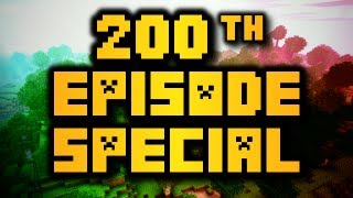 The Minecraft Files - 200th EPISODE SPECIAL!!! (HD)