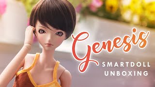 Genesis - unboxing our first Smart Doll! • How to sew Danny Choo's free romper pattern