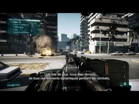 Battlefield 3 Fault Line commentary video
