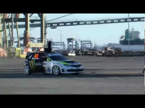 DC SHOES: Ken Block s GYMKHANA TWO ARTIST REMIX