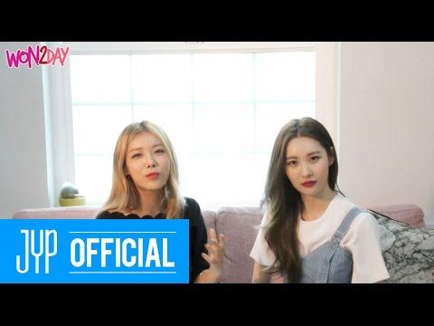 download lagu WON2DAY 01 Yubin&Sunmi - Entertainment gratis