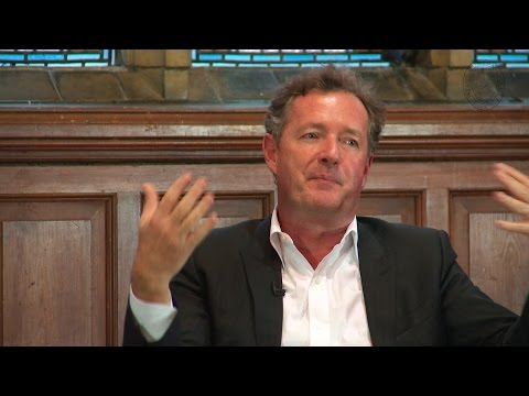 Piers Morgan - Strauss Should Resign