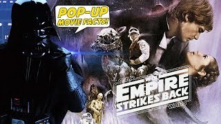 STAR WARS: EPISODE V -  THE EMPIRE STRIKES BACK - Pop-Up Movie Facts (1980) George Lucas