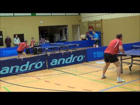 Tischtennis Verbandsoberliga Mülheim-Ochtendung Greber-Brixius Satz 4+5