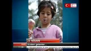 Ada TV -Gün İlerlerken Programı'nda 23 Nisan klibi