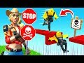 Stop and Die *NEW* DEATHRUN! (Fortnite)