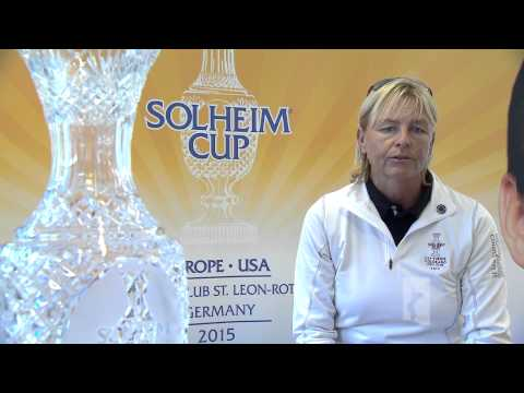 Solheim Cup Video Feature at the UniCredit Ladies German Open