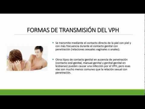 Como se transmite el papiloma humano | La cura para el vph